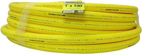 Underground IPS Yellow Poly Gas Pipe (1, 100)