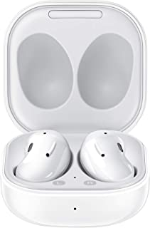 Samsung Galaxy Buds Live, True Wireless Earbuds w/Active Noise Cancelling (Wireless Charging Case Included), Mystic White ...