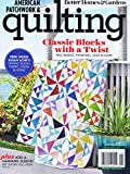 Better Homes and Gardens American Patchwork & Qu