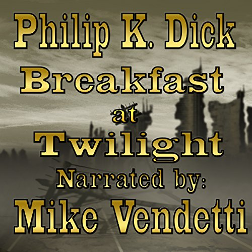 Breakfast at Twilight audiobook cover art