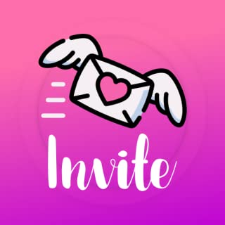 Invitation Card maker - Design Personalized, editable and printable invites from 1000+ templates
