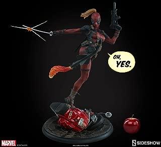 Sideshow Marvel Comics Lady Deadpool Premium Format Figure Statue
