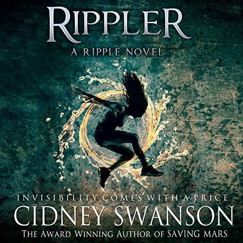 Rippler audiobook cover art