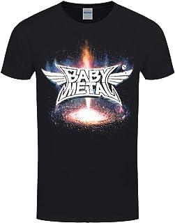 Babymetal Herren T-Shirt Metal Galaxy schwarz