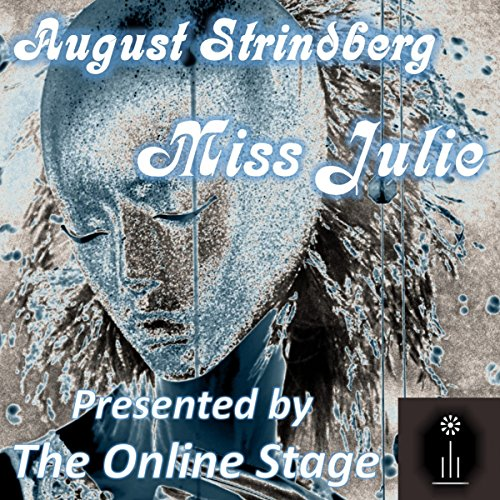 Miss Julie audiobook cover art