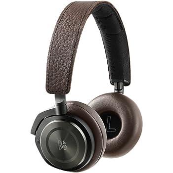 Casque d'écoute sans fil supra-aural Beoplay H8 de Bang & Olufsen avec technologie de réduction du bruit active, gris noisette