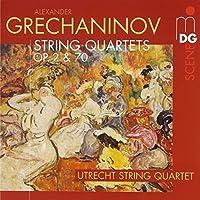 String Quartets Op 2 & Op 70