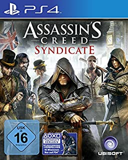 Assassin's Creed Syndicate - Special Edition - [PlayStation 4] (B00XJTFKSQ) | Amazon price tracker / tracking, Amazon price history charts, Amazon price watches, Amazon price drop alerts
