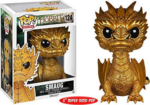 Funko Pop! El Hobbit: Smaug dorado