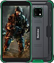 Blackview BV4900 Pro Günstige Outdoor Smartphone ohne Vertrag (4GB RAM, 64GB Speicher,..