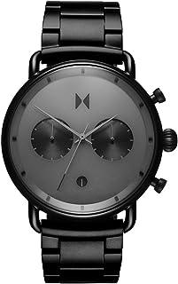 MVMT Reloj para Hombre de Cuarzo con Correa en Acero Inoxidable D-BT01-BB