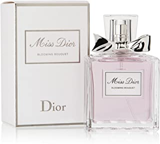 Christian Dior Miss Dior Blooming Bouquet Eau De Toilette Spray for Women, 5 Ounce