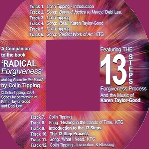 13-Steps to Radical Forgiveness audiobook cover art