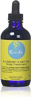 Curls Blueberry & Mint Tea Scalp Treatment 4 Fl oz