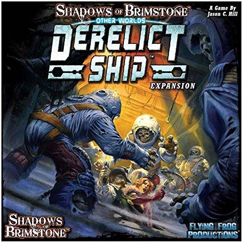 Shadows of Brimstone: Derelict Ship