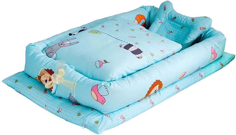 Baby Kids Infant Sleeping Crib Bed Portable Crib Bassinet Basket Baby Travel Bed Baby Bumper Baby Crib Bedding Sets