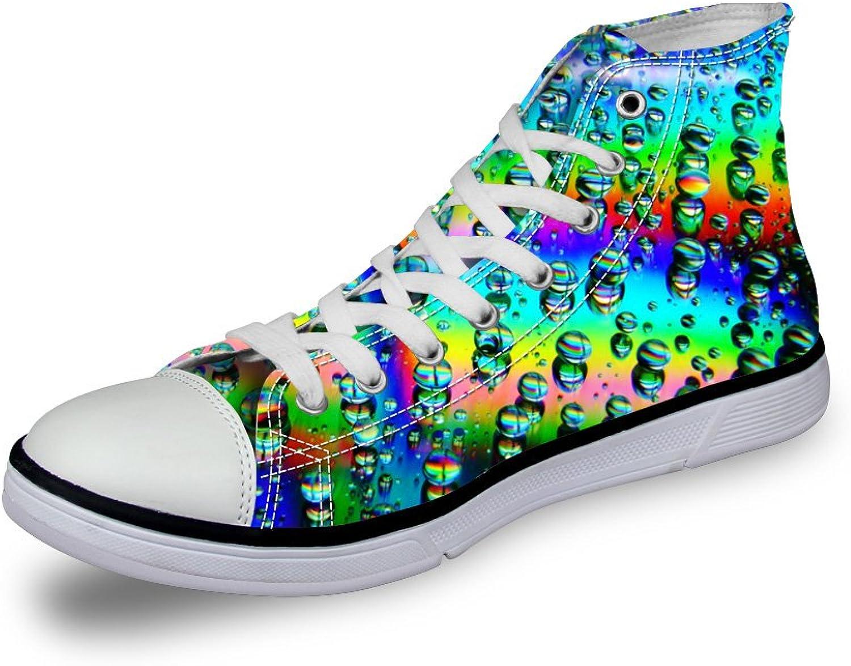 Frestree Personalized Old School shoes for Women Go Walk Sneaker