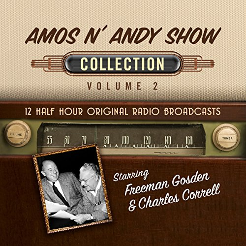 Amos n' Andy Show, Collection 2 audiobook cover art