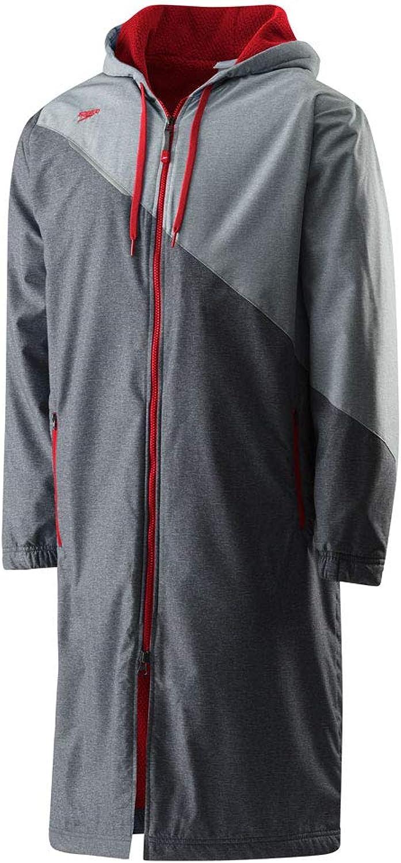 Speedo Unisex color Block Parka Jacket