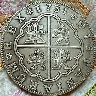 Bespok Souvenirs - Monedero de 8 Reales, diseño Europeo