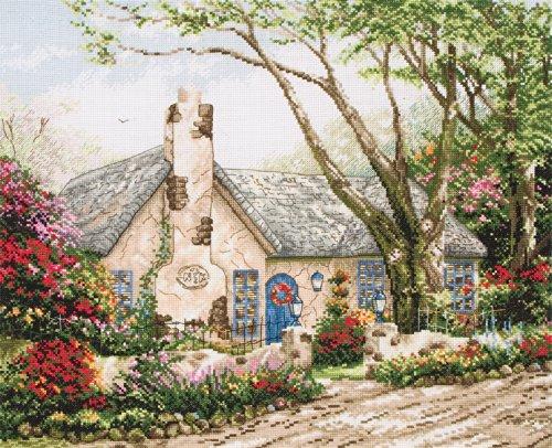 Ancora 1 Pezzo Maia CS Morning Glory Cottage, Multicolore, Colore