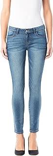 Siwy Women's Hannah Slim Crop Jean In Satellite Of Love