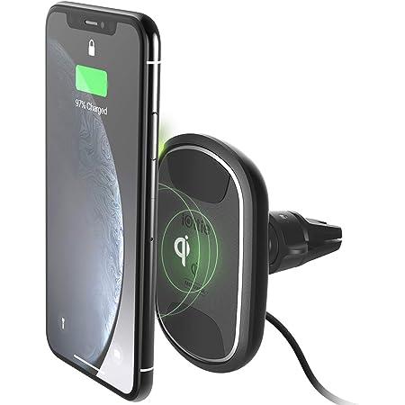 Iottie Itap 2 Wireless Magneticqi Wireless Entlüftungshalterung Für Iphone Xs Max R 8 Plus 10 W Für Samsung Galaxy S10 E S9 S8 Plus Edge Hinweis 9 Auto