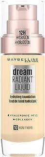 Maybelline Foundation, Dream Radiant Liquid Hydrating