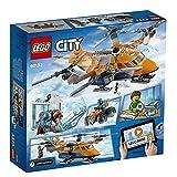 LEGO City - L'hélicoptère arctique  - 60193 -...