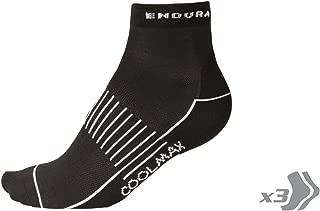 Men's Coolmax Race Ii 3-Pack Socks