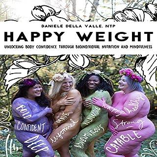 Happy Weight audiobook cover art
