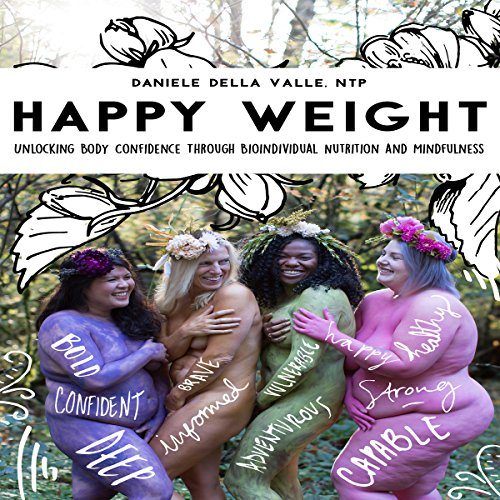 Happy Weight audiobook cover art