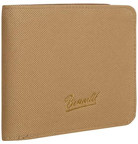 Brandit Wallet Four Camel Gr. OS