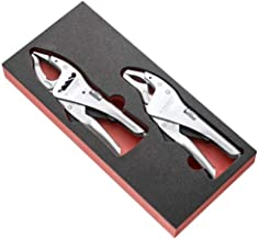 FACOM MODM.501A Lock Grip Plier Set 2 stuks