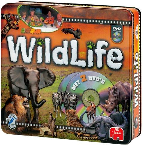 Jumbo Spiele Wildlife Brettspiel