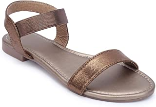 Stepee Sandals for Women Stylish Flat Casual Trendy Comfortable Footwear