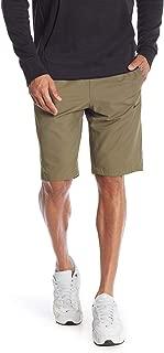 Mens Woven Drawstring Shorts MDOlive/Black AA5032-222
