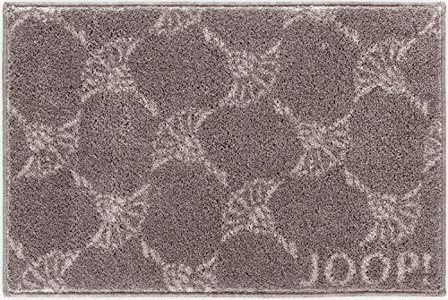Joop! Badteppich New Cornflower Allover 142 Graphit - 1108 60x90 cm