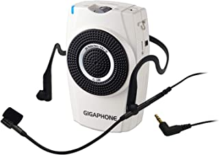GIGAPHONE G100 Portable Voice Amplifier [30W] with Microphone