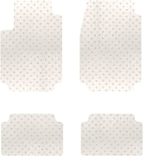 Intro-Tech MB-172-PM Protect Clear 4 pc. Front and Second Row Custom Fit Floor Mats for Select Mercedes-Benz (W460/461) G-Class (Medium SUV) Models
