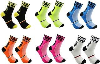 DH Sports, Calcetines de ciclismo al aire libre formación de compresión fútbol corriendo hombres & mujeres calcetines deportivos