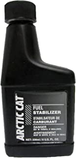 Arctic Cat OEM ATV & Snowmobile 8oz.Fuel Gas Stabilizer Treatment 0436-907