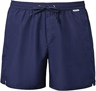 b6f8fc8df5 CALZEDONIA Mens Formentera Cropped Patterned Swimming Shorts