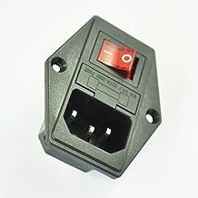 KANGIRU 20,5PC-Schalter Reset-Computer langes Schalterkabel PC-Schalter Reset-Kabel Netzschalter