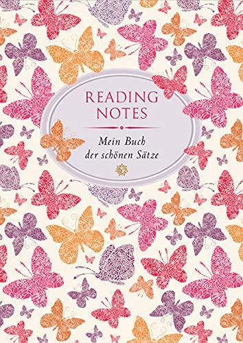 Reading Notes: Mein Buch der schönsten Sätze - Schmetterlinge