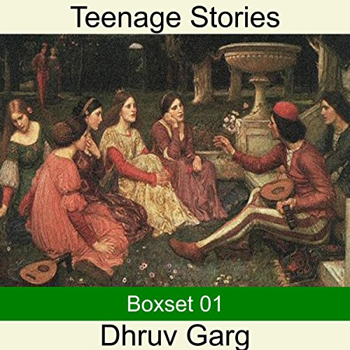 Teenage Stories Boxset 1  By  cover art