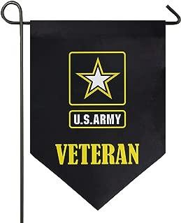 Wytloe US Army Military Garden Flag Double-Sided Seasonal Banner Polyester Outdoor Decor Flag 12