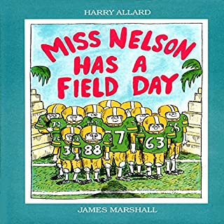 Miss Nelson Has a Field Day cover art