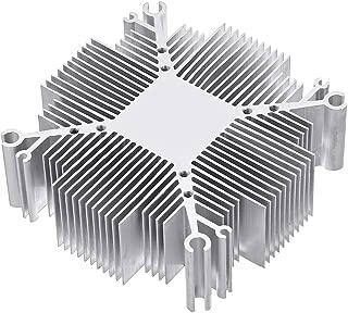 HVTKL 20W-100W DIY Heatsink Aluminium Radiator Cooling for COB LED Chip (Size : Size: 9230mm)