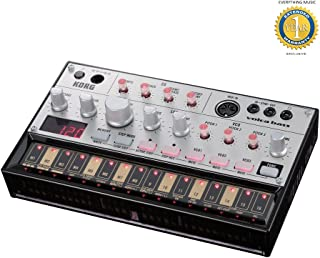 Korg Volca Bass Analog Bass Machine with 1 Year EverythingMusic Extended Warranty Free